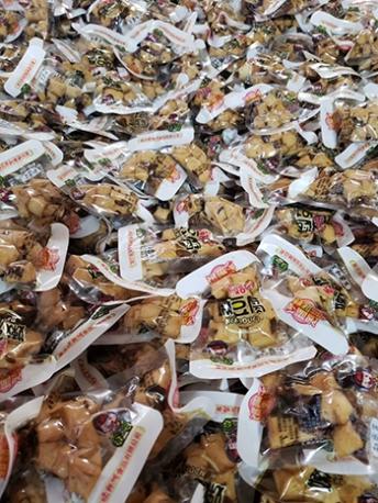 上海地区超市休闲食品供货