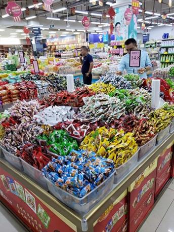 天津地区超市调皮鬼供货