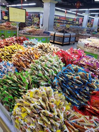 重庆超市休闲豆干供货