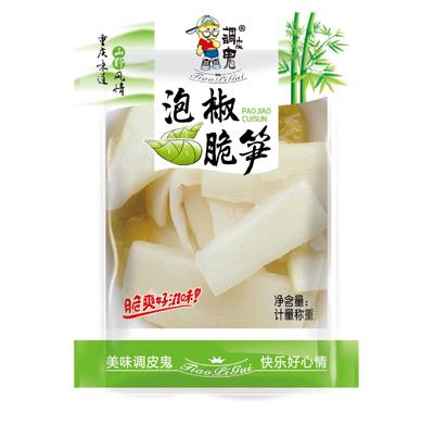 调皮鬼-泡椒脆笋