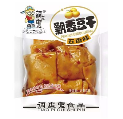调皮鬼-飘香豆干-五香味