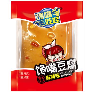 【新品】馋嘴娃娃-馋嘴豆腐-麻辣味