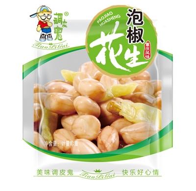 调皮鬼-泡椒花生
