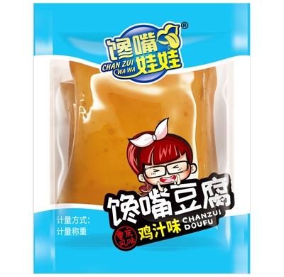 【新品】馋嘴娃娃-馋嘴豆腐-鸡汁味