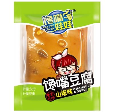 【新品】馋嘴娃娃-馋嘴豆腐-山椒味