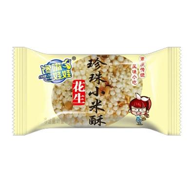 馋嘴娃娃-珍珠小米酥