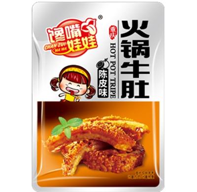 馋嘴娃娃-火锅牛肚-陈皮味