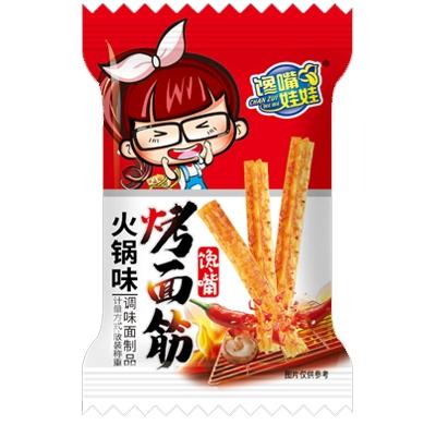 馋嘴娃娃-烤面筋-火锅味
